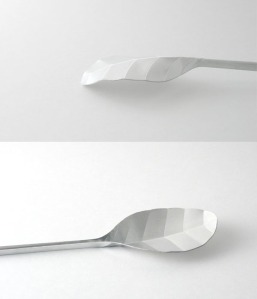 Kyler by Joy O loves this leaf-shaped spoon!
